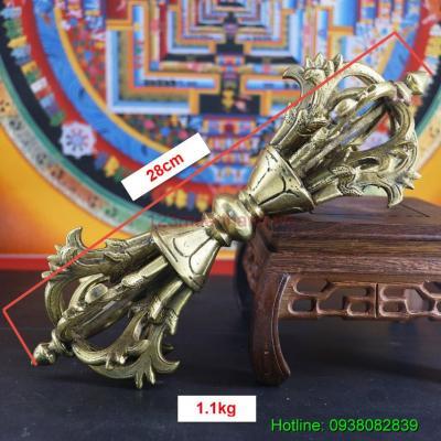 CHÀY KIM CƯƠNG 9 NHÁNH THỦ CÔNG NEPAL