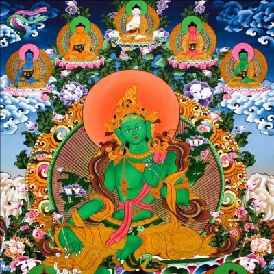 Đức Tara Xanh