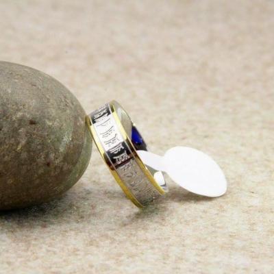 Nhẫn khắc Tâm Chú Lăng Nghiêm